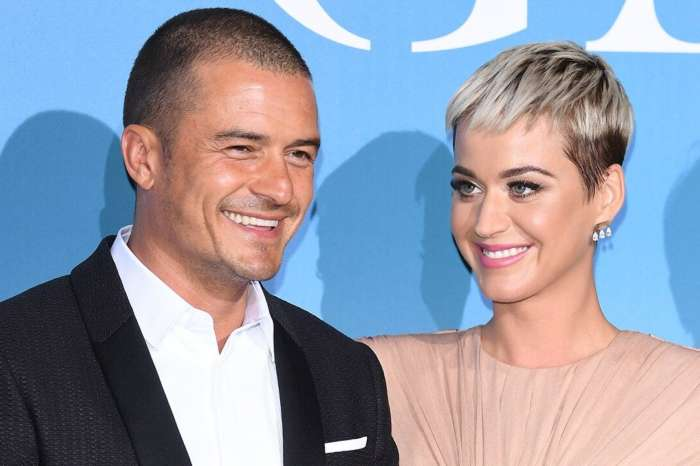 Katy Perry Gushes Over Orlando Bloom's Romantic Proposal - Compares It To Something Kanye Would Do For Kim