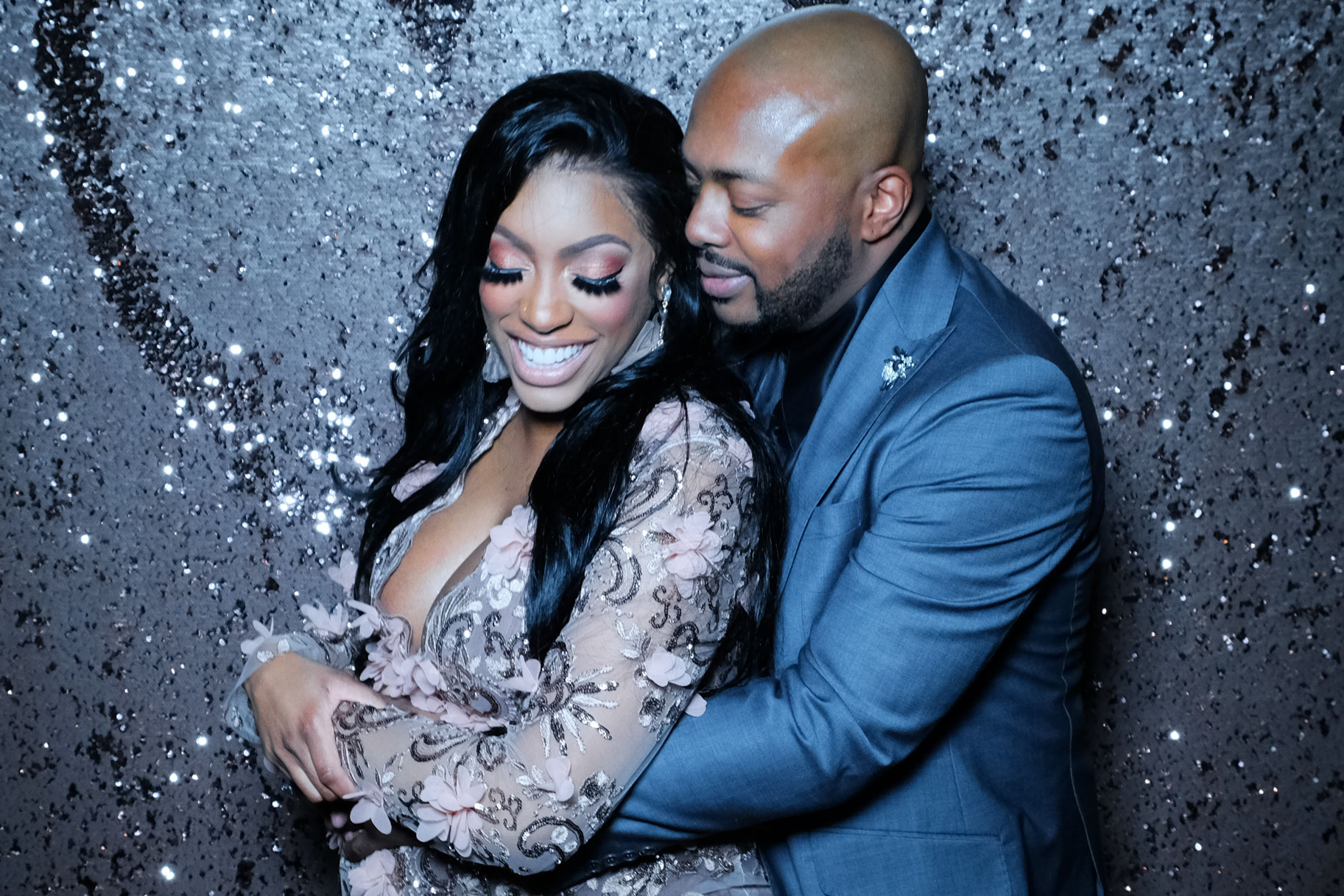 Dennis McKinley Has A Genius Idea For Mother's Day - See What Porsha Williams Received - Fans Were Touched To Tears