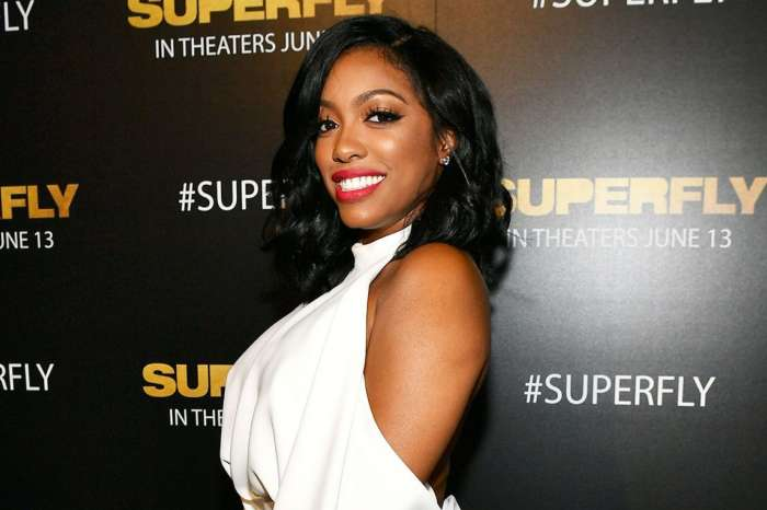 Porsha Williams Shows Off Her Tiny Waist And Toned Legs Just Two Months After Giving Birth!