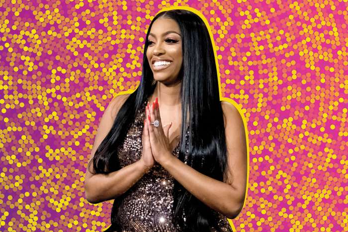 Porsha Williams Finally Reveals Her Baby Girl's Face On Mother's Day!
