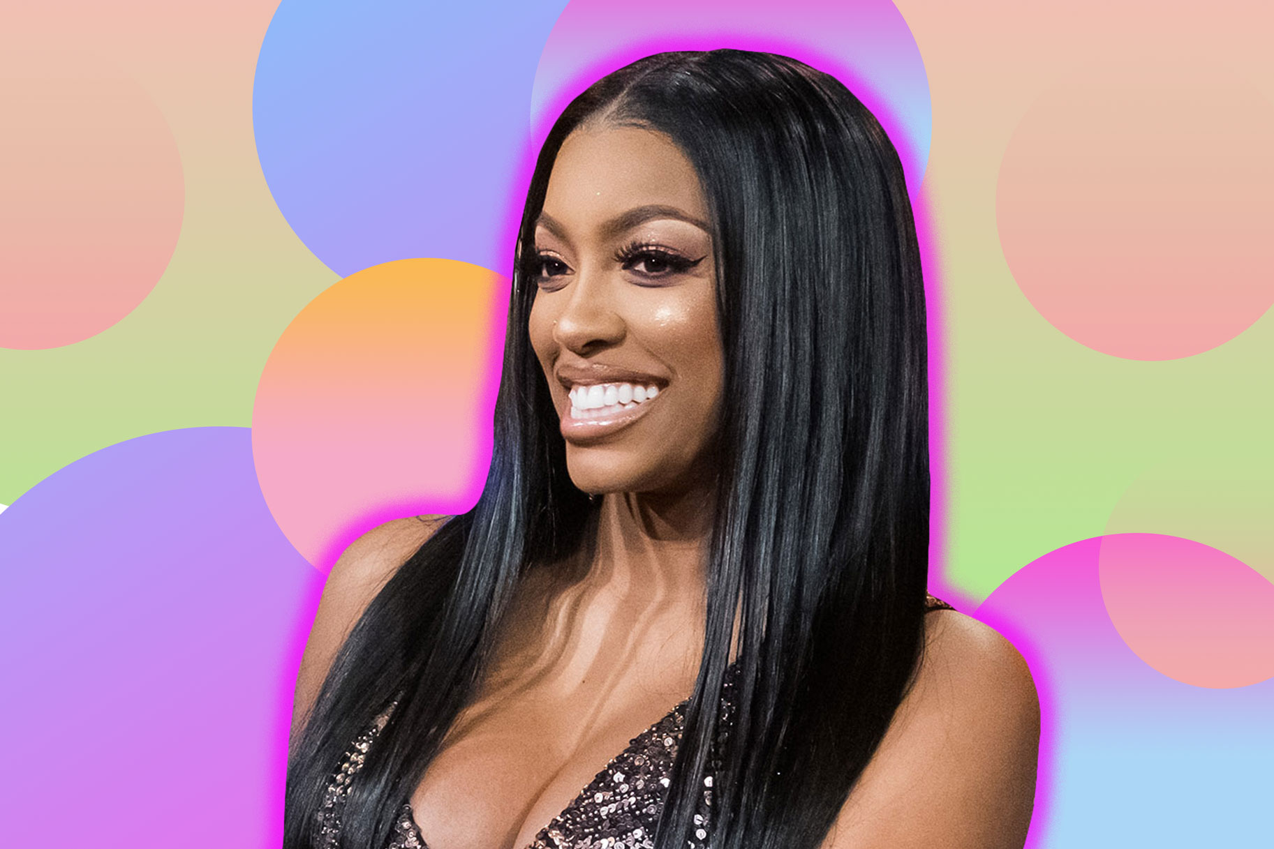 """porsha-williams-and-baby-pilar-jhena-will-be-twinning-with-remy-ma-and-her-own-baby-girl-reminisce-mackenzie-in-the-same-mommy-me-outfits"""
