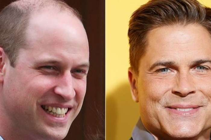 Rob Lowe Slams Prince William Because Of His Thinning Hair- Says The Royal 'Let Himself Go'