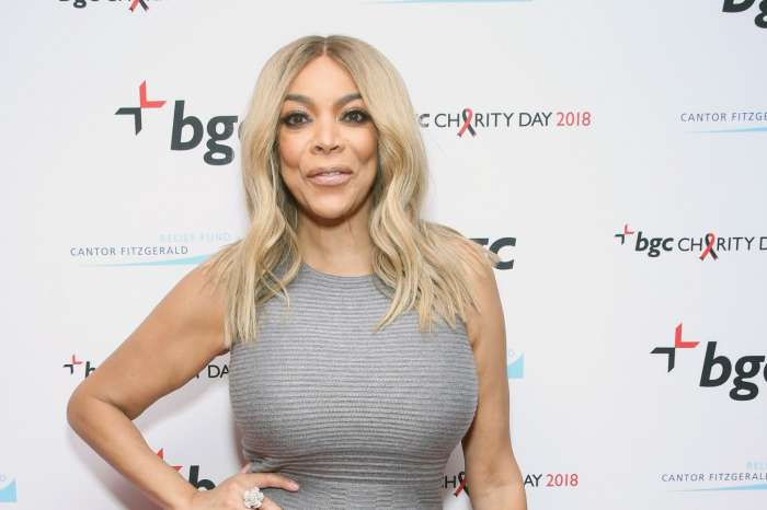 Wendy Williams' Latest Pics From Kandi Burruss' Racy Show Have Fans Saying That She Never Looked Better And She's Out There 'Hunting For Some Young Prey'