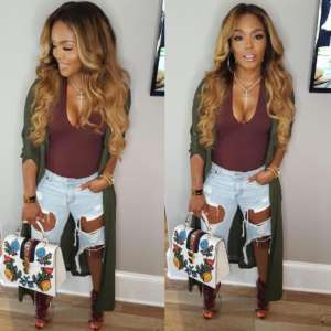 Rasheeda Frost's Fans Urge Her To Get Her Own Fashion Show