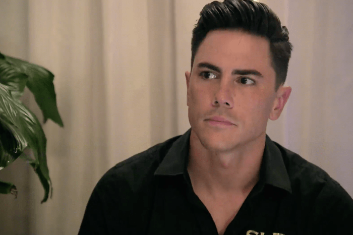 Tom Sandoval Accuses James Kennedy Of Doing 'Uppers'