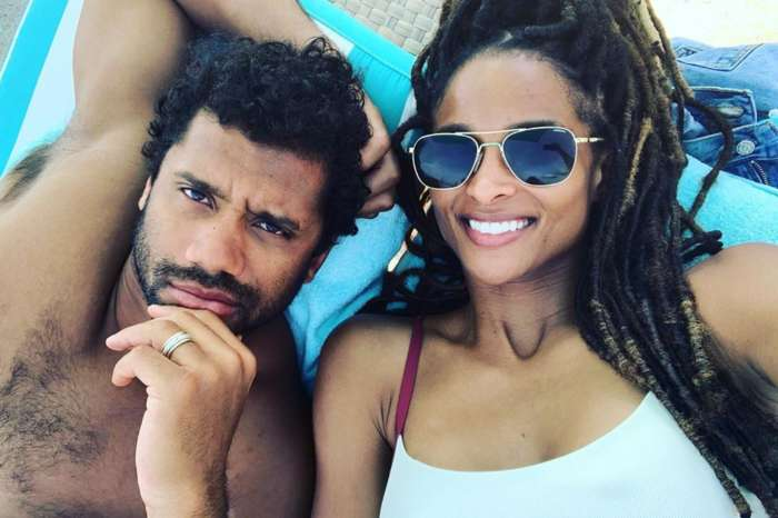 Ciara Shares Steamy Kiss Video With Russell Wilson On Date Night -- Find Out What Tamar Braxton And A Few Critics Had To Say About It
