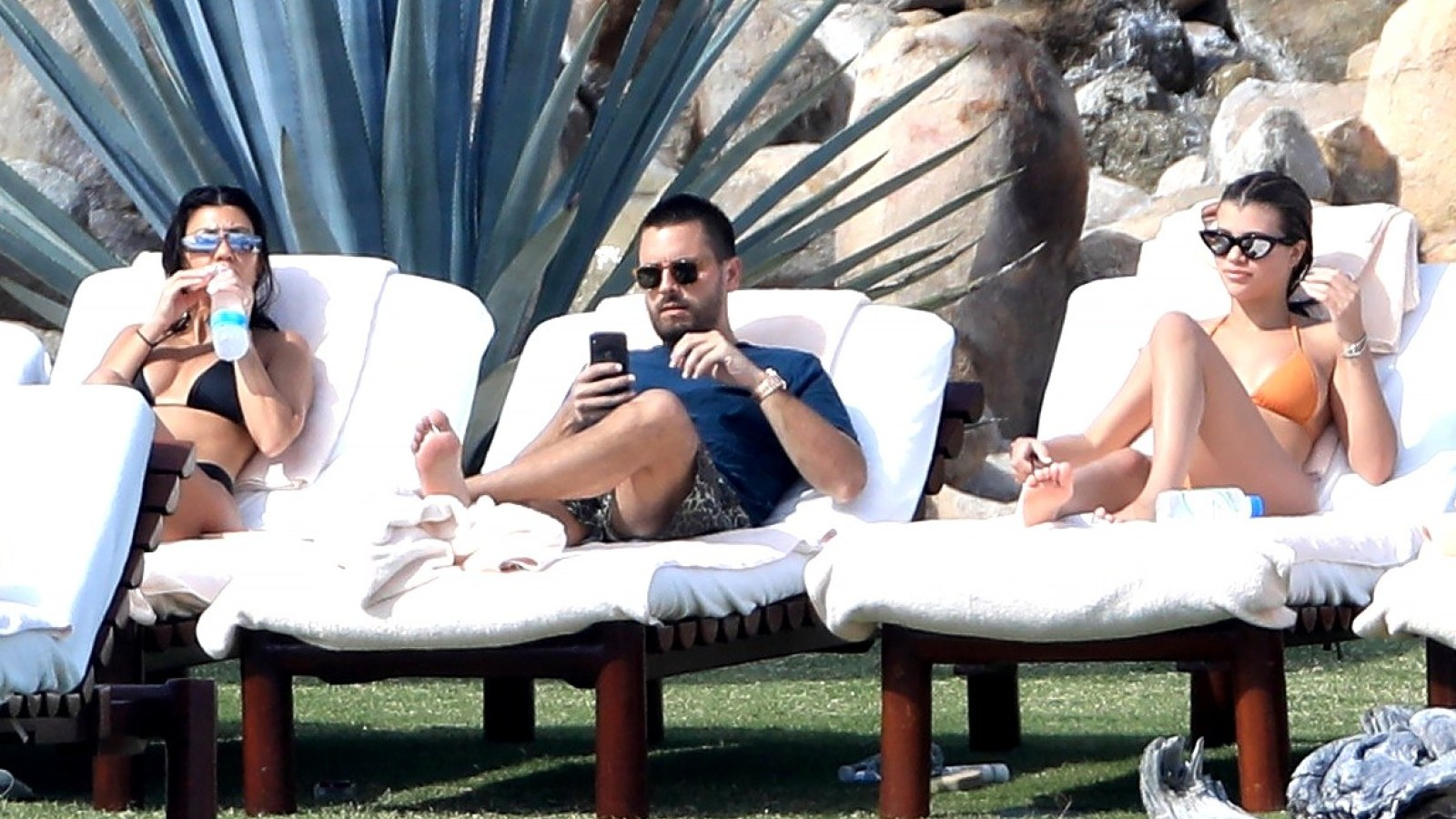 Sofia Richie Shocks Everyone By Posting A Photo With Scott Disick And Kourtney Kardashian: 'We All Love You'