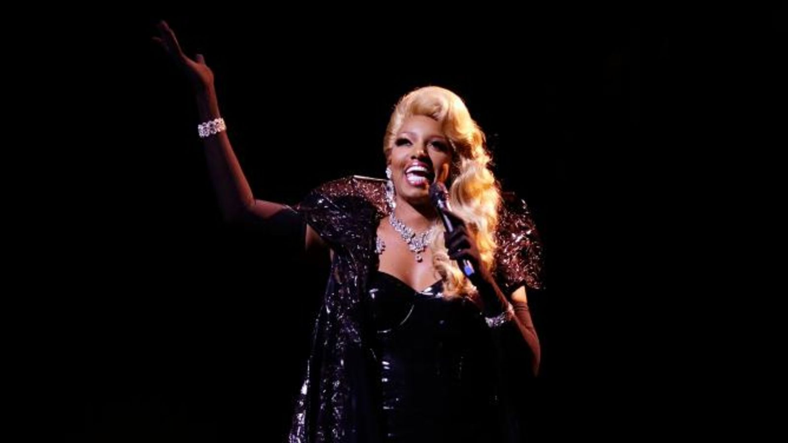 NeNe Leakes Looks Drop Dead Gorgeous On The Runway And Fans Cannot Wait To See Her In Season 12 Of RHOA