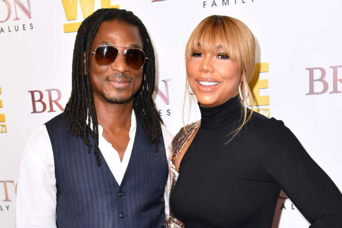Tamar Braxton And Her Boo, David Adefeso Publicly Proclaim Their Love For One Another - Read Their Emotional Messages That Have Fans Crying Tears Of Joy