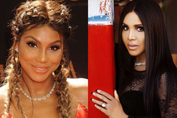Toni Braxton Shares Video Of Tamar Frying Chicken In The Bathroom -- See Why Some Fans Are Disgusted By David Adefeso's Girlfriend Improvised Kitchen