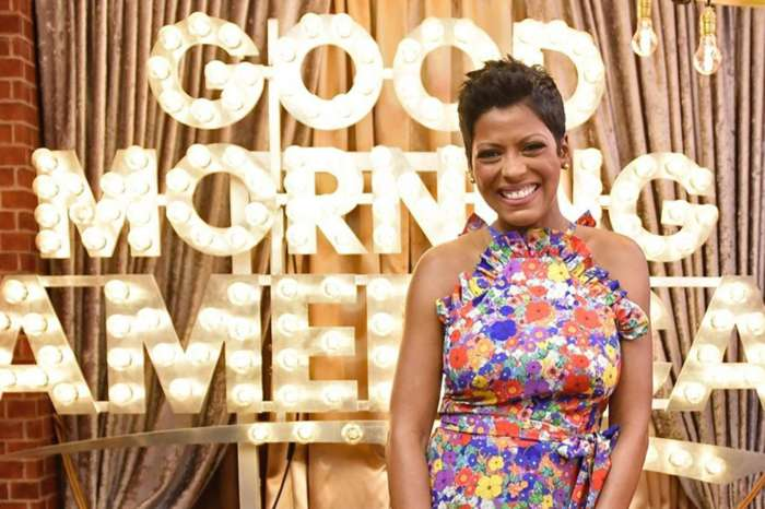 Tamron Hall Opens Up For The First Time About The Tears She Shed After Megyn Kelly Got Her Booted Off NBC -- See The First Pictures Of Her Son, Moses, The One Who Made It All Worthwhile