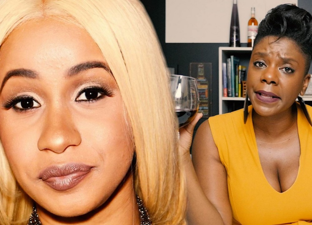 Cardi B Accused of Assaulting Blogger Tasha K
