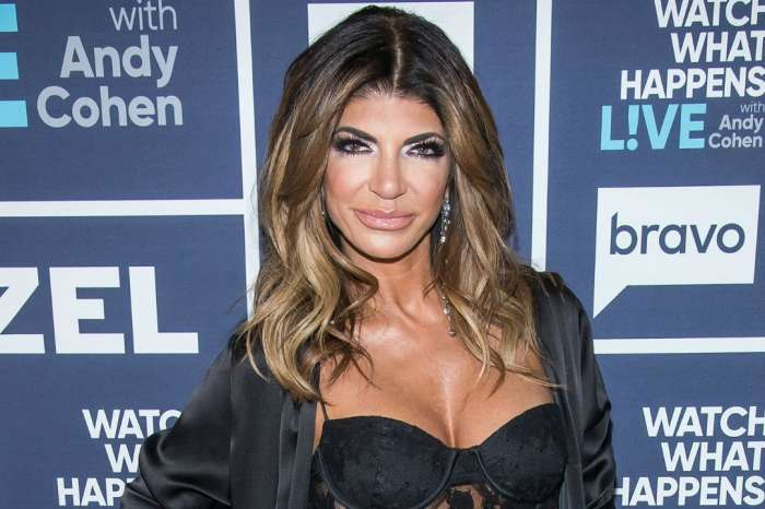 Teresa Giudice - Here's Why She Threw Wine On RHONJ Co-Star!
