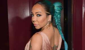 Tiny Harris Changes Her Look Again - See Her Rocking Grey Hair And Bangs!