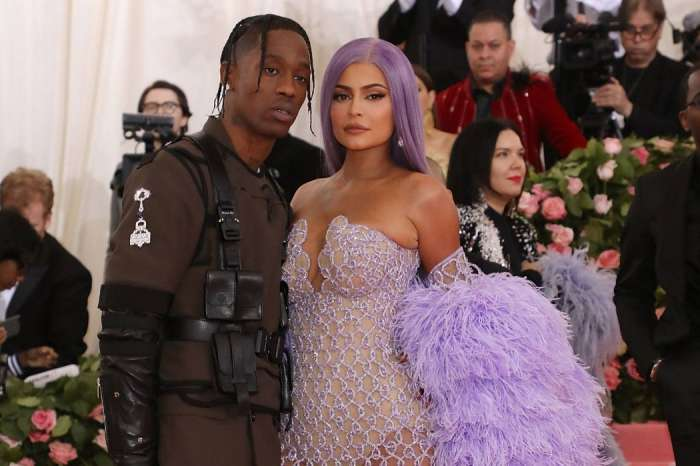 Travis Scott Honors His Mom, Kylie Jenner On Mother's Day