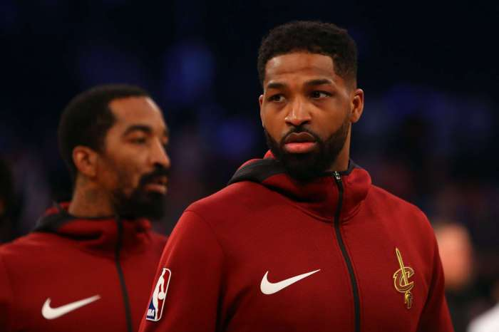 KUWK: Tristan Thompson's Mother Urging Him To Be A More Present Father To True!