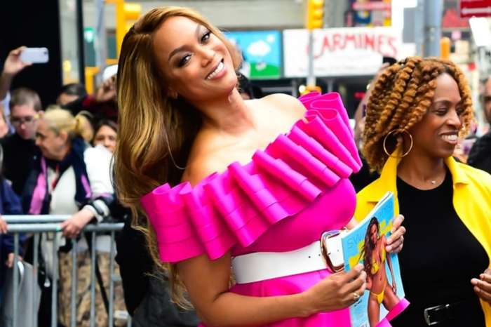 Tyra Banks Talks Body Image And More After Gracing The Sports Illustrated Swimsuit Edition Cover