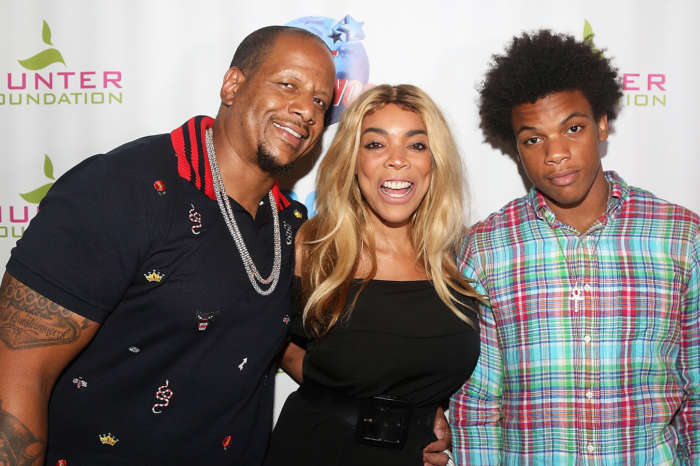 Wendy Williams Pleads With Her Son Not To Get 'Caught In The Middle' After He Assaulted His Dad