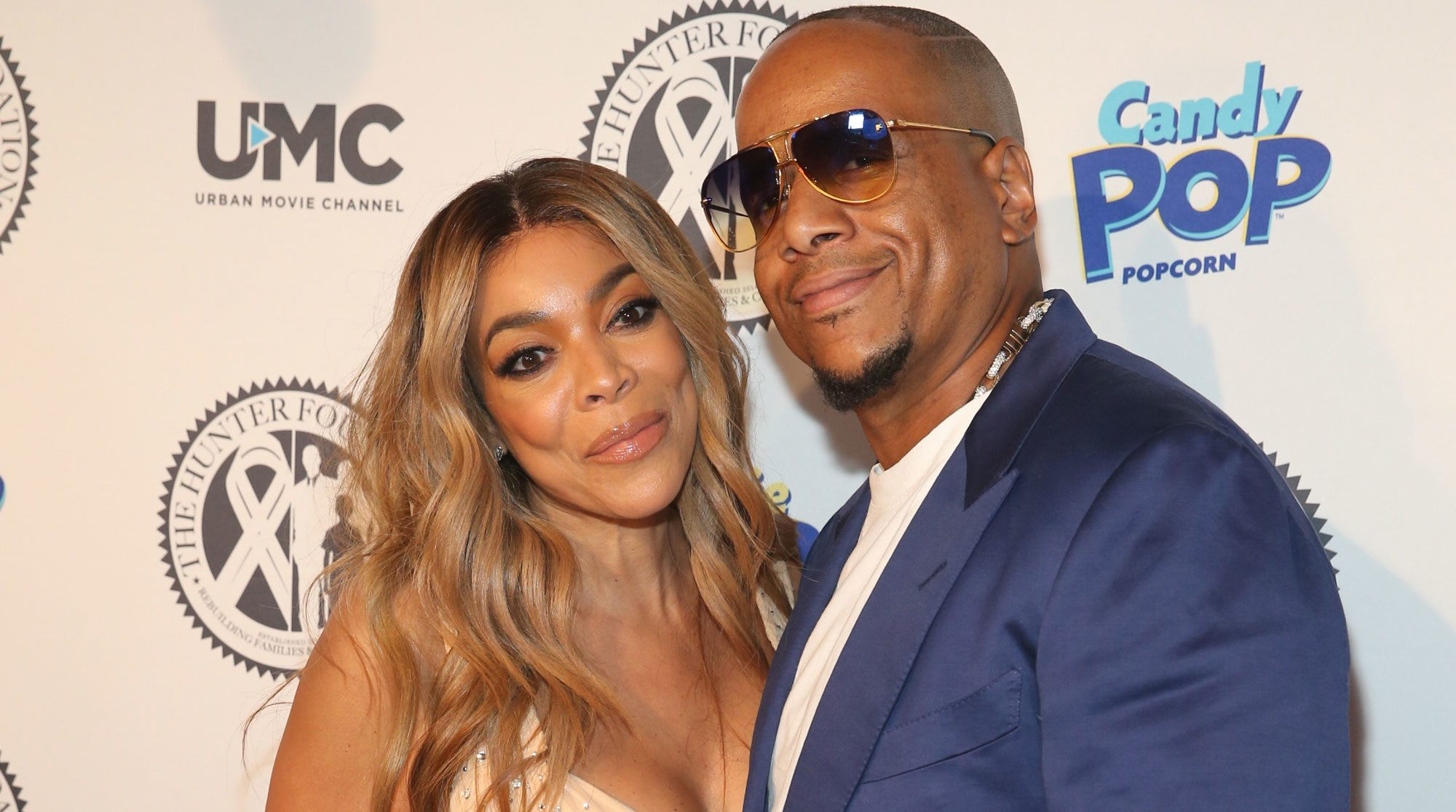 Wendy Williams's ex wants spousal and child support