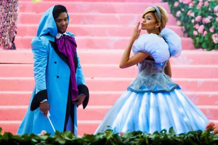 Zendaya's Stylist Fires Back After Lindsay Lohan Disses Her Met Gala Look