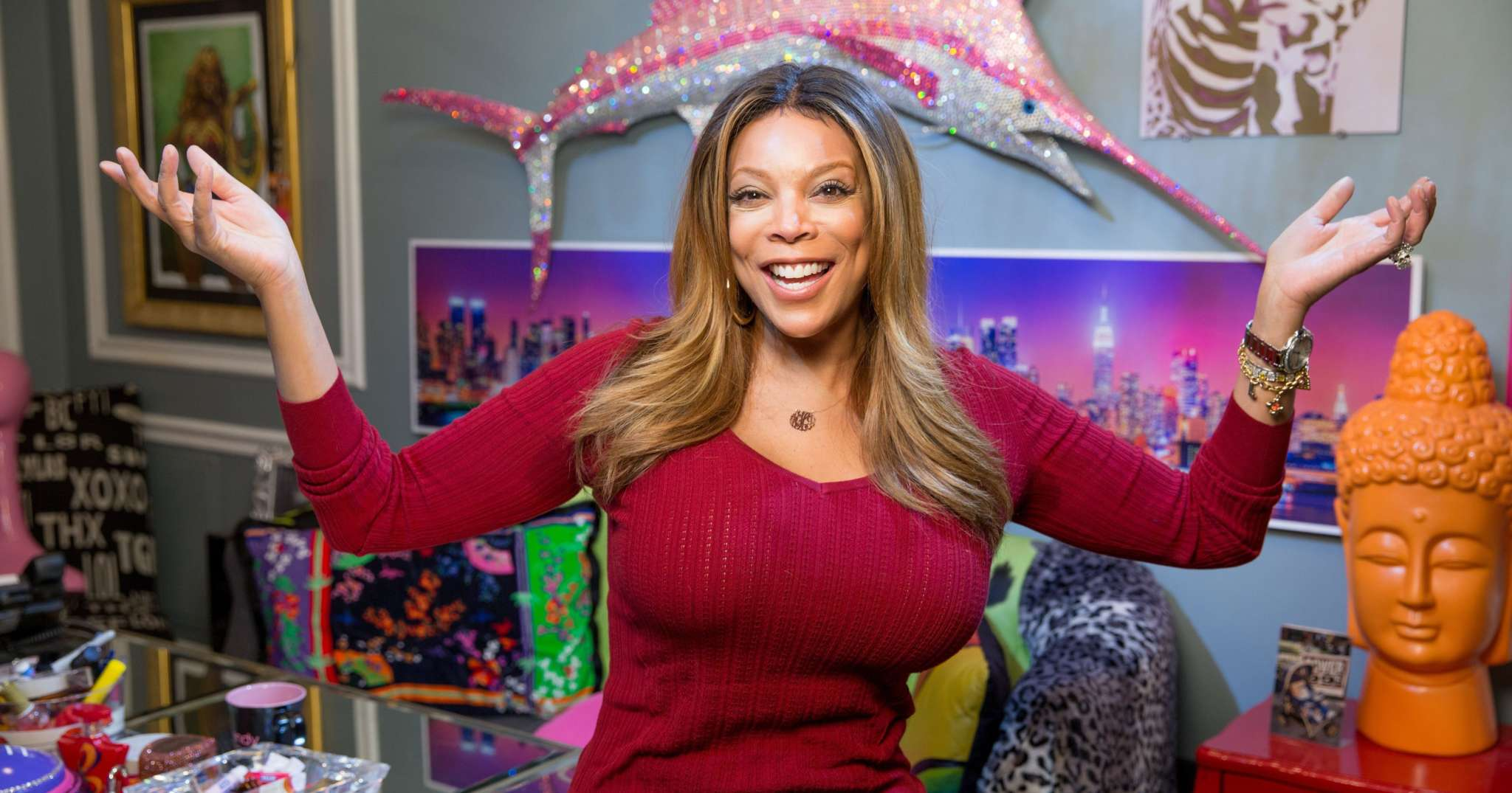 Wendy Williams Is Set To Receive A Star On The Hollywood Walk Of Fame In 2020 And Tiny Harris Is Here For It