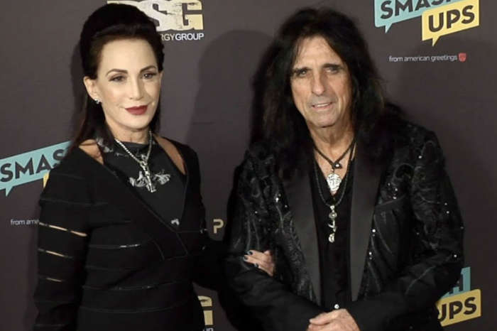 Alice Cooper And Wife Sheryl Goddard Have A Death Pact