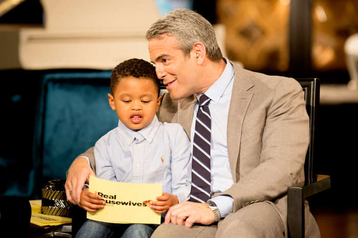 Phaedra Parks' Son Sends Adorable Father's Day Message To Andy Cohen -- RHOA Fans Speculate Her Return!