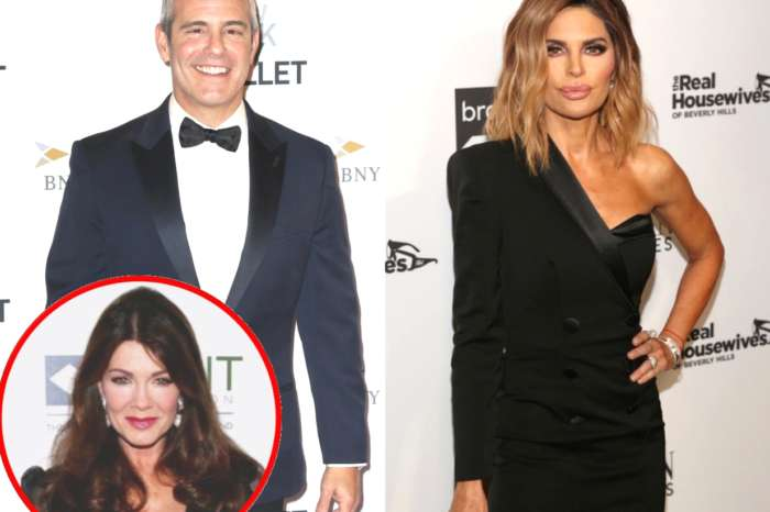 Andy Cohen Explains Himself After Being Caught Telling Lisa Rinna To 'Drag Lisa Vanderpump' On Live TV