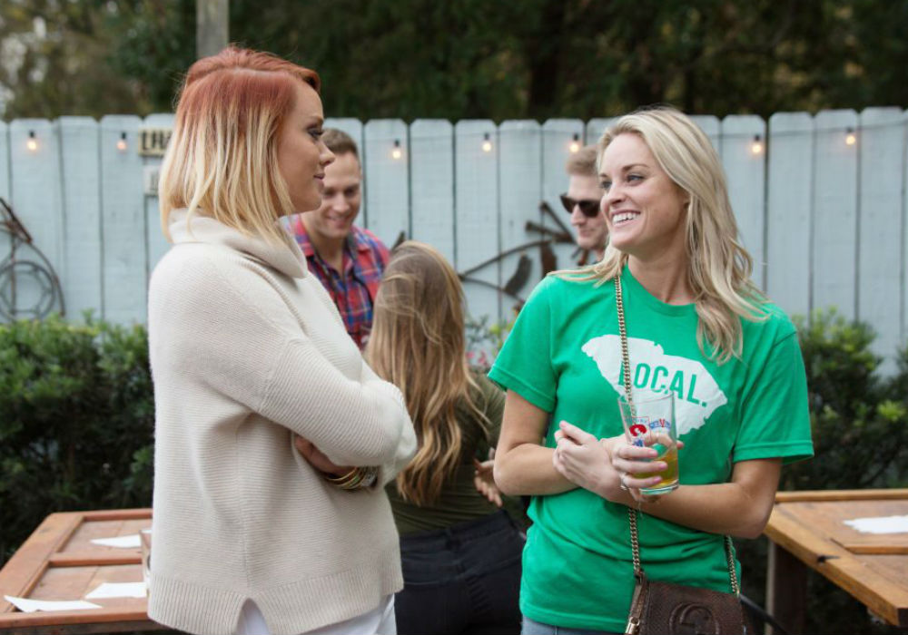 Are Southern Charm Stars Kathryn Dennis And Danni Baird Still Friends After That Jaw-Dropping Fight