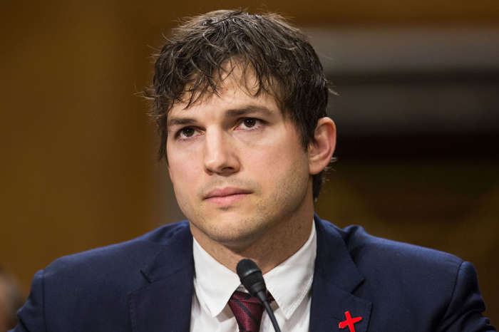 Ashton Kutcher Claims He's Not Involved With The New Punk'd Reboot