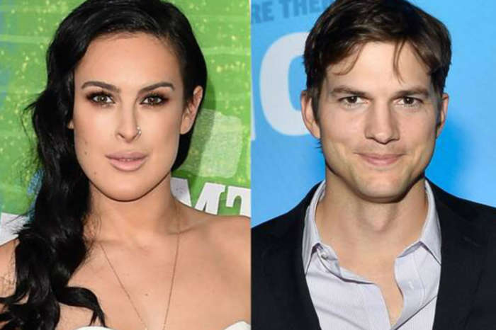 Ashton Kutcher Spends Quality Time With Former Stepdaughter Rumer Willis As Demi Moore Tell All Book Looms