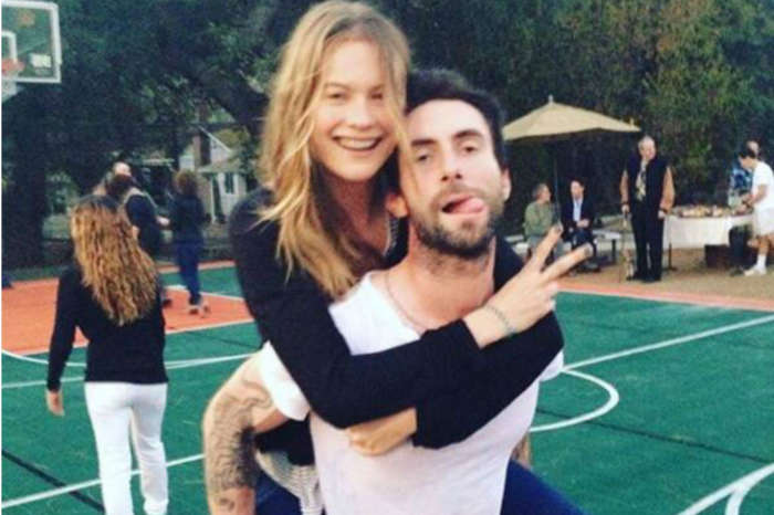 Behati Prinsloo Credits Husband Adam Levine For Helping Her Conquer Postpartum Depression