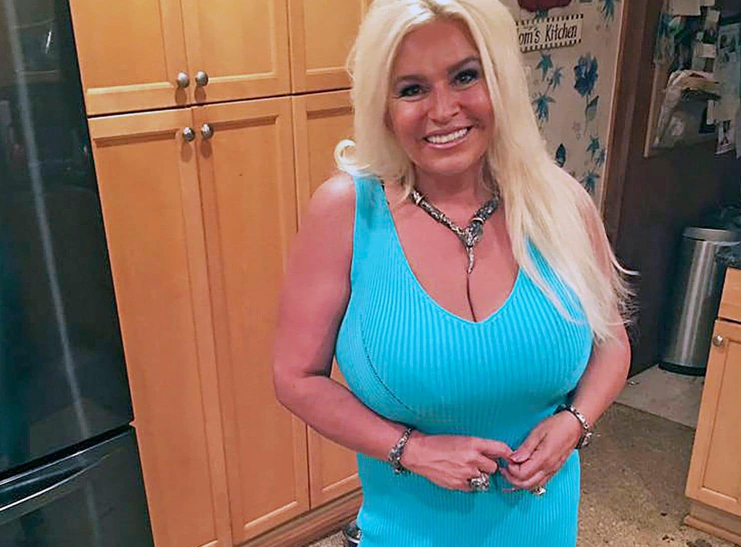 Dog The Bounty Hunter & Family Spread Beth Chapman's Ashes In Private Send-Off