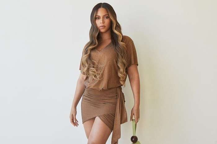 Beyonce Calls Mama Tina Knowles-Lawson 'Annoying' For Showing Off Her Waist-Length Natural Hair In Viral Video -- Jay-Z's Wife Still Gets Her Mane Trimmed In Her Mom's Kitchen