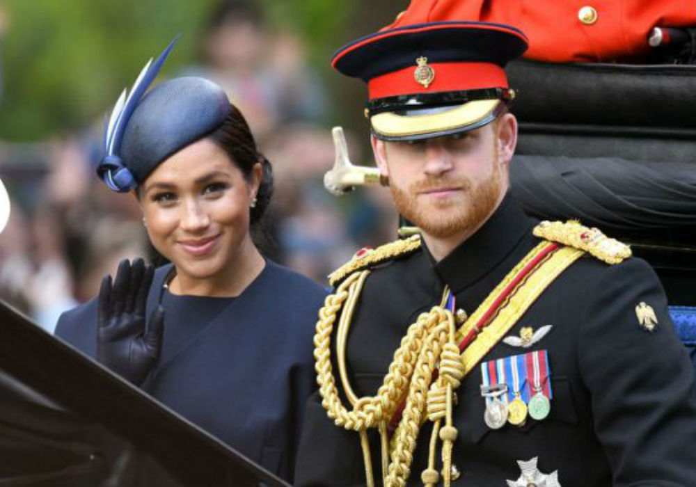 Meghan Markle and Prince Harry 'purposely snubbed Prince William on birthday'