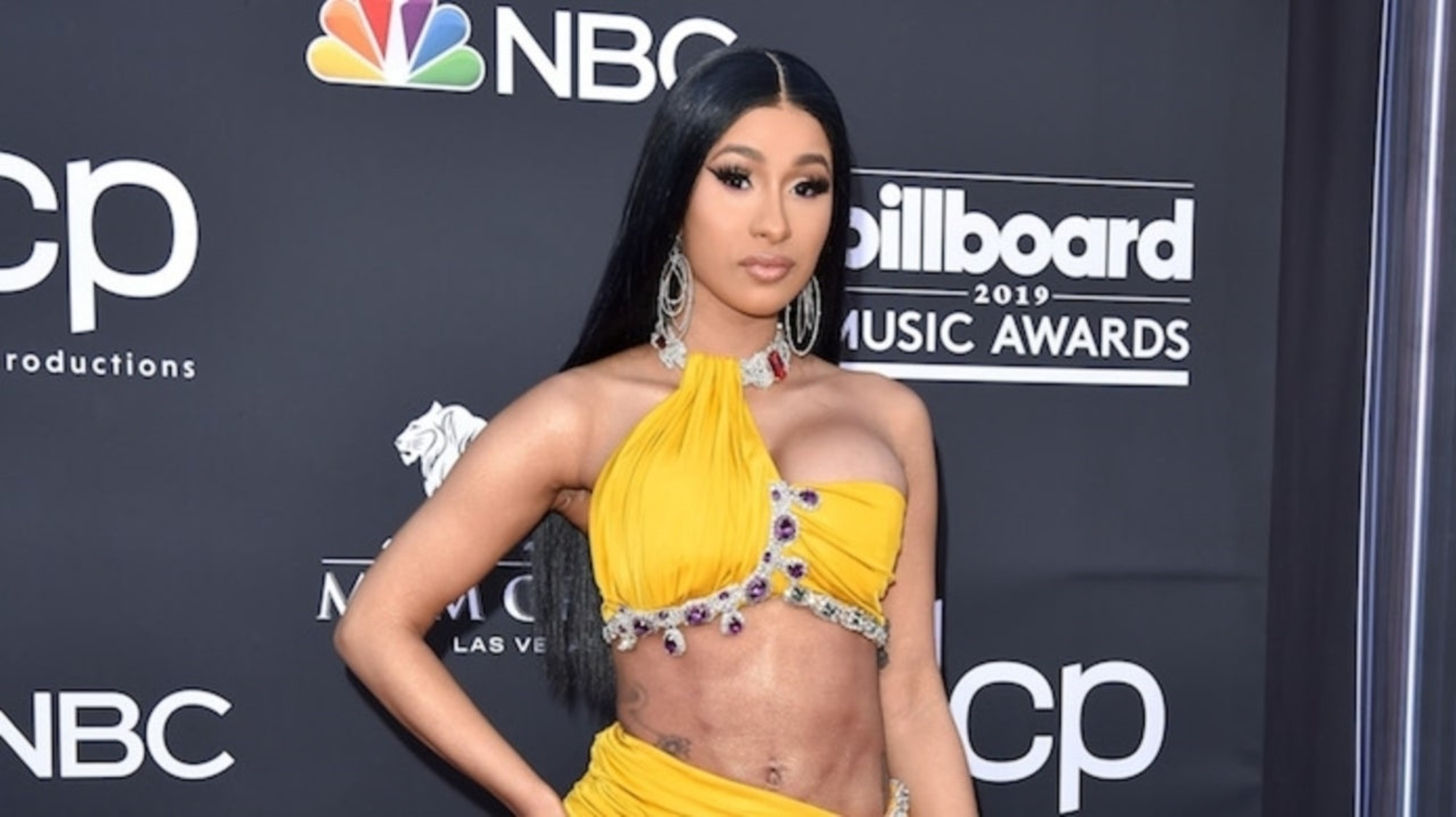 Cardi B Pastic Surgery Wardrobe Malfunction