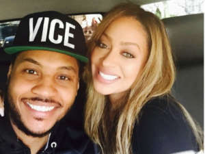 Carmelo Anthony Responds To Rumors He Cheated On La La In Viral Video