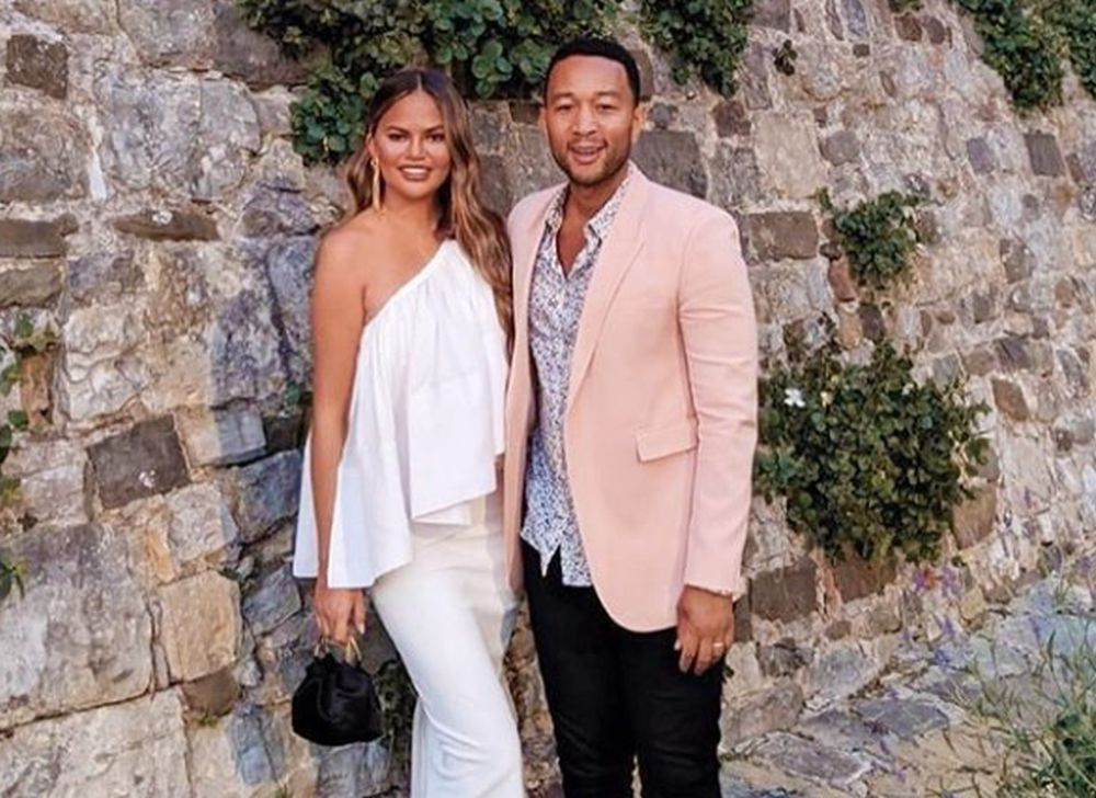 """chrissy-teigen-and-john-legend-are-twinning-with-luna-and-miles-see-the-adorable-pics"""
