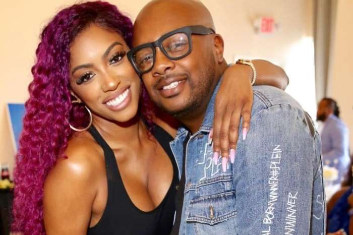 Porsha Williams And Baby PJ On Vacation Without Dennis McKinley Amid Cheating Rumors!
