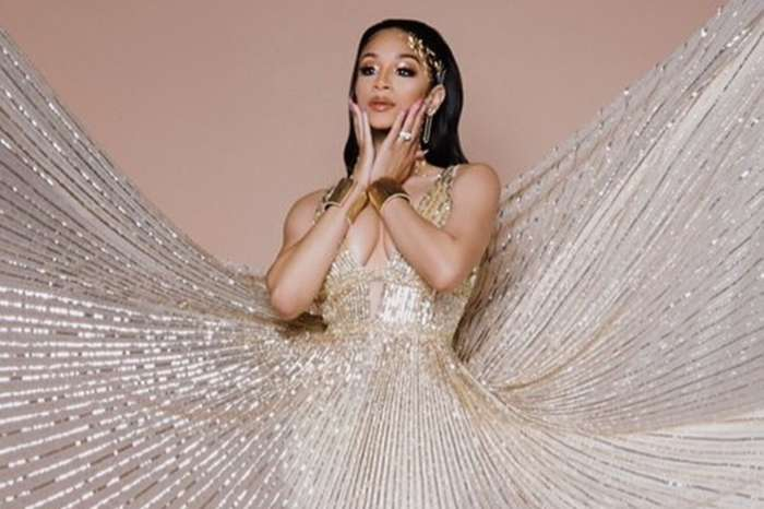 T.I. Is Finally Speechless After Seeing Daughter Deyjah Harris Morph Into A Goddess In Her Latest Photo Shoot -- See Why Tiny Fans Are In Awe