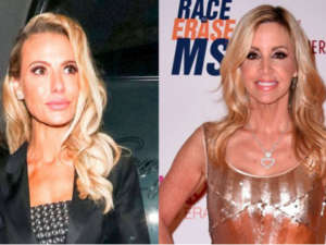 Dorit Kemsley Slams Camille Grammer For Bringing Up Financial Woes