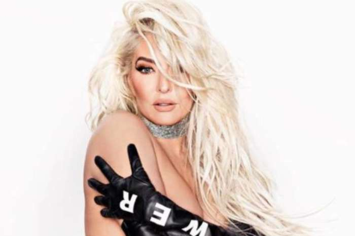 Erika Jayne Gets Backlash For NSFW Picture And Fires Back At Haters!