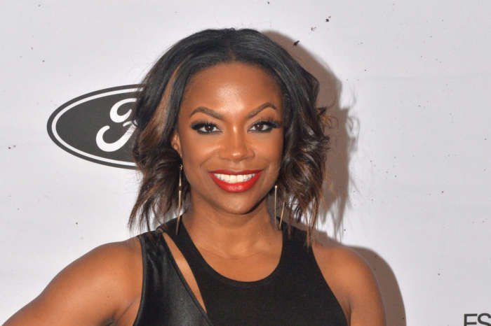 Kandi Burruss Shows Off A New Look With Braids - Eva Marcille And Riley Burruss Are Loving It