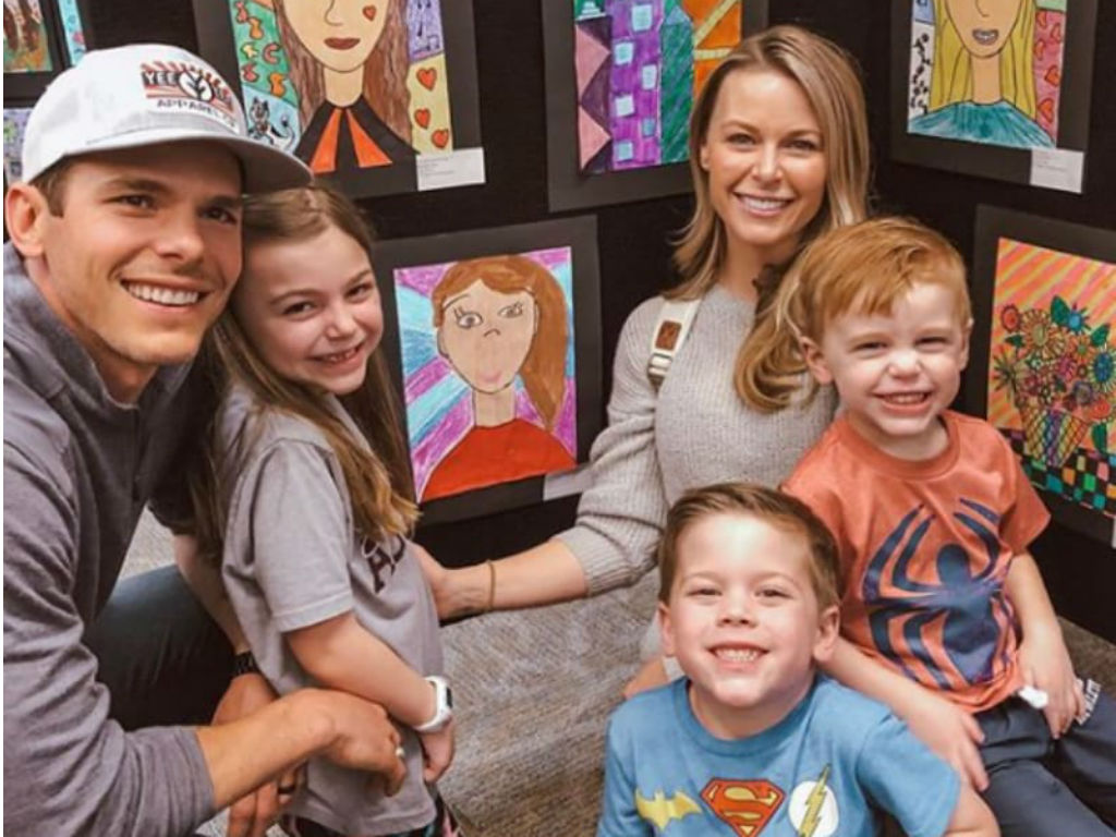 granger smith u2019s wife amber shares emotional message on