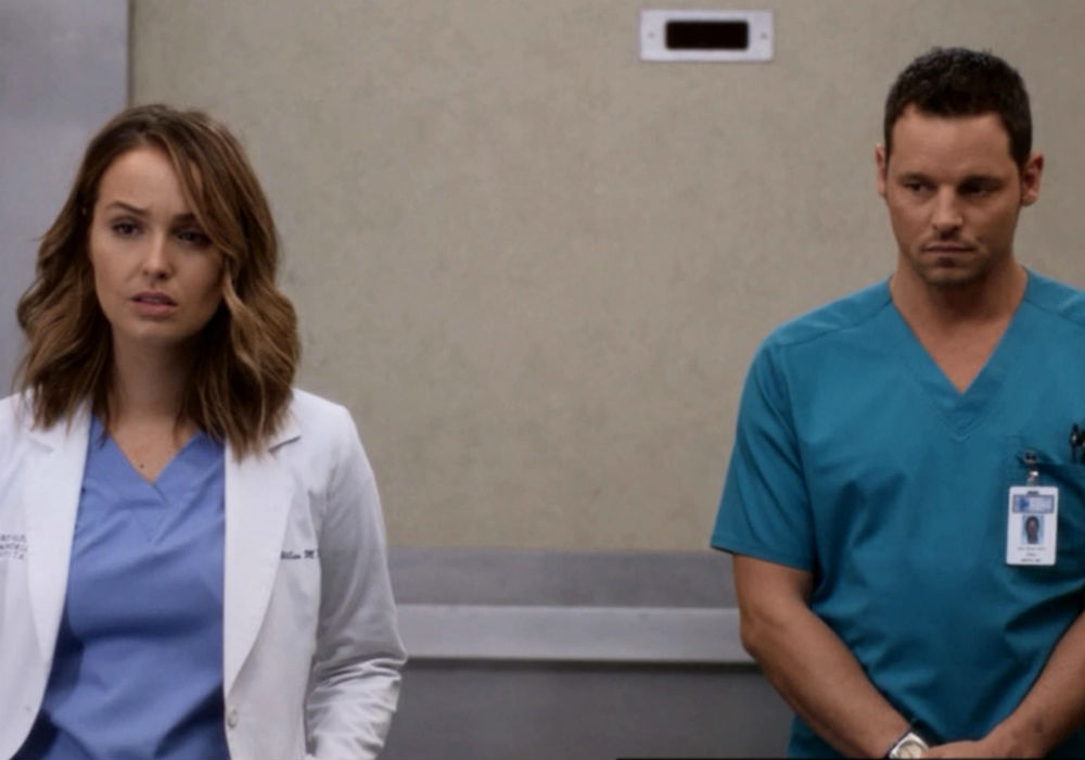 'Grey's Anatomy' Star Camilla Luddington On The Future Of Alex And Jo