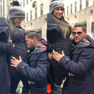 Jenn Harley Wishes Ronnie Magro A Happy Father's Day But Their Relationship Is Allegedly Still Rocky