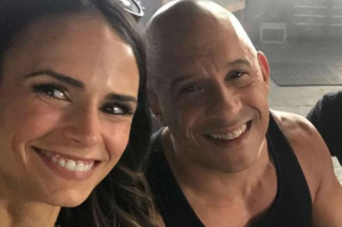 Jordana Brewster Returns For Fast & Furious 9 Cast Shares Set Photos From Filming In London