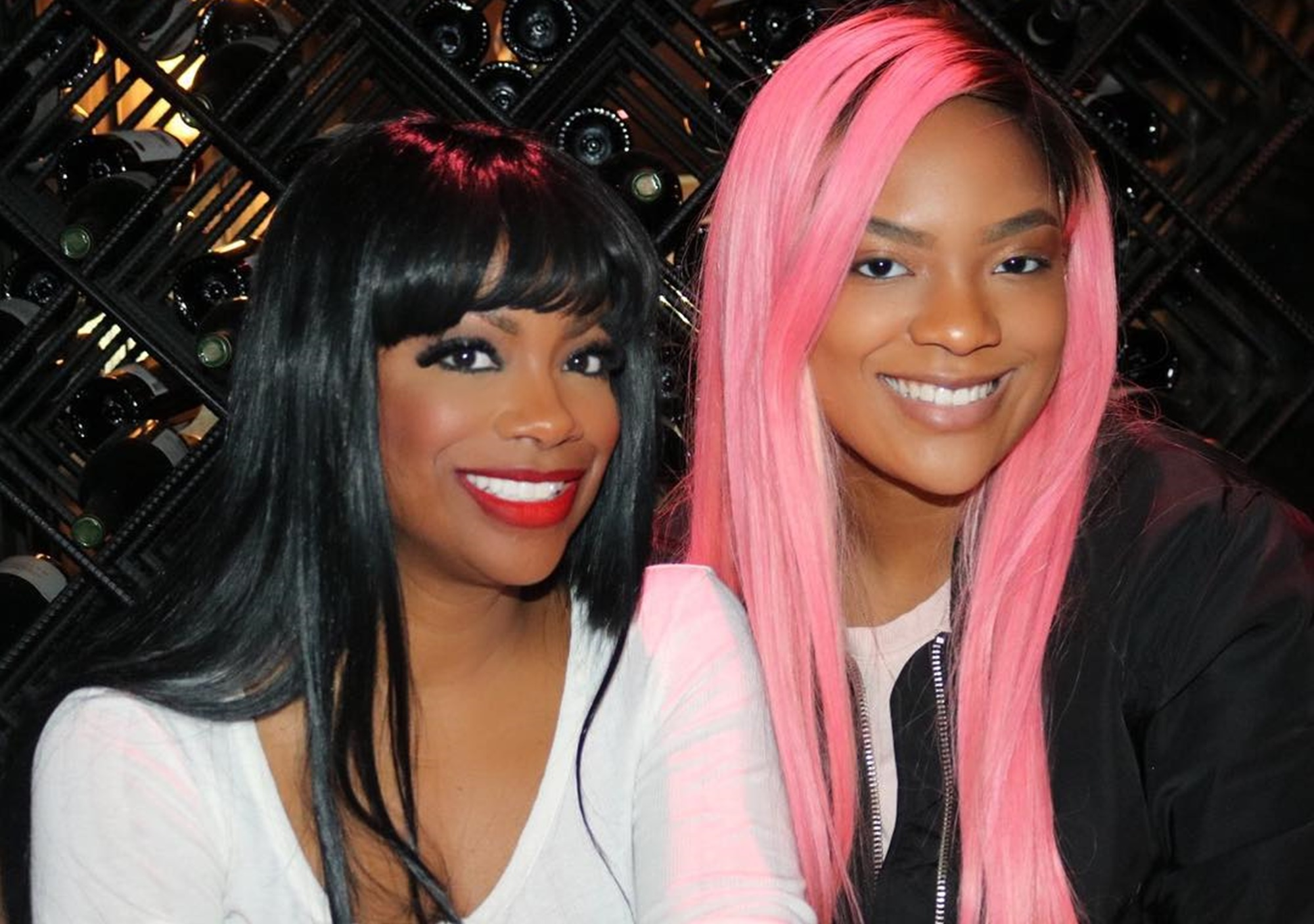 Kandi Burruss' Daughter Freaks Out That Riley Burruss Will Be In NYC For The Summer - Watch The Video Of The First Internship Day