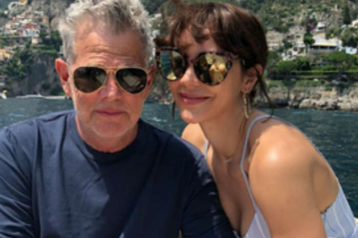 Katharine McPhee And David Foster Are Married Couple Says 'I Do' On Day With Special Meaning To American Idol Alum