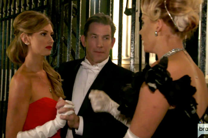 Kathryn Dennis Looks To Ashley Jacobs Cell Phone To Prove Thomas Ravenel Has A Drinking Problem
